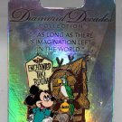 Disneyland 60th Anniversary Diamond Decades Collection Pin Tiki Room Limited Edition 3000
