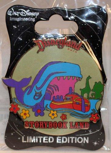Walt Disney Imagineering WDI Retro Disneyland Attraction Pin Storybook Land Limited Edition 300