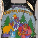 Walt Disney Imagineering WDI Retro Disneyland Attraction Pin Critter Country Limited Edition 300