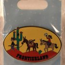 Walt Disney Imagineering WDI Disneyland Decades 1950s Pin Pack Mules Limited Edition 150