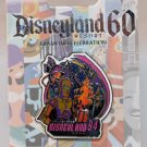Disneyland 60th Anniversary Decades Collection Pin 1985 to 1994 Limited Edition 3000