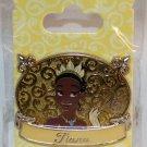 Walt Disney Imagineering WDI Princess Plaque Pin Tiana Limited Edition 300