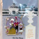 Walt Disney Imagineering WDI WDW Attraction Poster Pin Crystal Palace Limited Edition 300