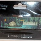 Walt Disney Imagineering WDI Star Wars Star Tours Vacation Poster Pin Dagobah Limited Edition 300
