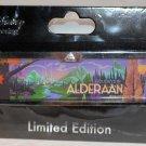 Walt Disney Imagineering WDI Star Wars Star Tours Vacation Poster Pin Alderaan Limited Edition 300