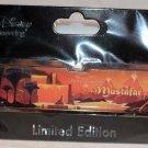 Walt Disney Imagineering WDI Star Wars Star Tours Vacation Poster Pin Mustafar Limited Edition 300