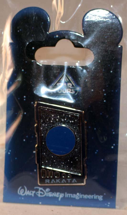 Walt Disney Imagineering WDI Star Tours Mystery Pin Rakata Limited Edition 200