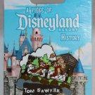 A Piece of Disneyland History Pin with Souvenir Tom Sawyer Island 2015 Limited Edition 2000
