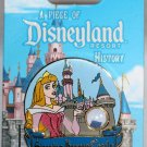 A Piece of Disneyland History Pin with Souvenir Sleeping Beauty Castle 2016 Limited Edition 2000
