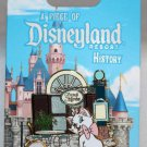 A Piece of Disneyland History Pin with Souvenir French Market 2016 Limited Edition 2000 Marie