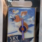 Walt Disney Imagineering WDI DCA Attraction Poster Pin Goofy's Sky School Limited Edition 300