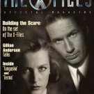 The X-Files Official Magazine Premiere Issue Spring 1997 Chris Carter Interview