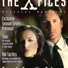 The X-Files Official Magazine Issue 10 Summer 1999 Secrets from the Set