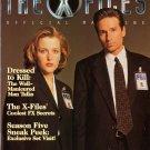 The X-Files Official Magazine Issue 4 Winter 1997-1998 Season Five Sneak Peek
