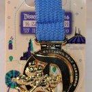runDisney Disneyland 2016 Half Marathon Weekend Half Marathon Medal Pin Limited Release