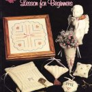 Designs by Gloria and Pat A Pulled Thread Lesson for Beginners With 6 Designs