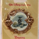 Walt Disney Imagineering WDI Pirates of the Caribbean Concept Art Pin Treasure Room Ltd Ed 250