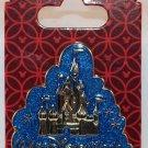 Walt Disney World Cinderella Castle Glitter Pin