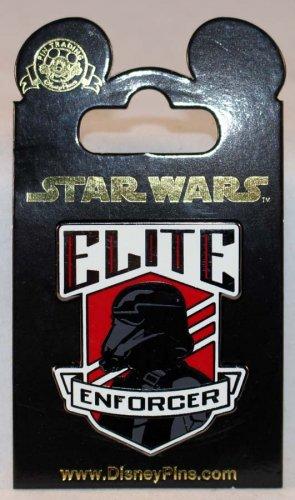 Disney Star Wars Rogue One Elite Enforcer Deathtrooper Pin