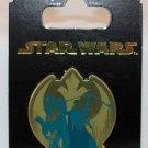 Disney Star Wars Rogue One Pin Baze Malbus and Chirrut Imwe