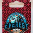 Walt Disney World Animal Kingdom Expedition Everest Pin Legend of the Forbidden Mountain