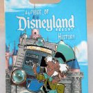 A Piece of Disneyland History Pin with Souvenir Mad Hatter Hat Shop Limited Edition 2000