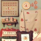 Designs by Gloria and Pat Quick and Easy Gingerbread Christmas to Cross Stitch 24 Designs