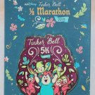DLR runDisney 2015 Tinker Bell Half Marathon Weekend 5K Run Pin Limited Release