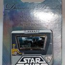 Disneyland 60th Anniversary Diamond Decades Collection Pin Star Tours Limited Edition 5000