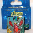 Disney Character Connection Little Mermaid Puzzle Piece Mystery Pin Sebastian Limited Edition 900