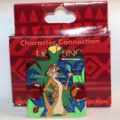 Disney Character Connection Lion King Puzzle Piece Mystery Pin Timon Limited Edition 900