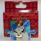Disney Character Connection Lion King Puzzle Piece Mystery Pin Hyena Banzai Limited Edition 900