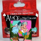 Disney Character Connection Alice in Wonderland Puzzle Piece Mystery Pin Mad Hatter Ltd Edition 1100
