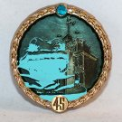 Disneyland Haunted Mansion 45th Anniversary Mystery Pin Collection Frog Chaser Limited Edition 450