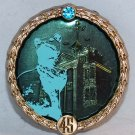 Disneyland Haunted Mansion 45th Anniversary Mystery Pin Collection Cat Chaser Limited Edition 450