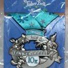 Disneyland runDisney Tinker Bell Half Marathon Weekend 2017 10K Ribbon Medal Pin Limited Release