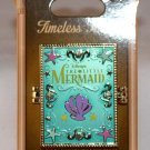 Disneyland Timeless Tales The Little Mermaid 3-Panel Pin Limited Edition 3000