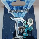 Disneyland 60th Anniversary Diamond D Pin of the Month HM Ghost Gus Limited Edition 3000