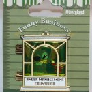 Disneyland Funny Businees Pin Stitch Limited Edition 1000