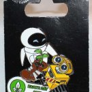 Disney Earth Day 2015 Pin Wall-E and Eve Limited Edition 2000
