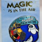 Disneyland Magic Is In The Air 2016 Pin Wall-E and Eve Limited Edition 3000