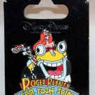 Disneyland Roger Rabbit's Car Toon Spin 20th Anniversary Pin Limited Edition 1500