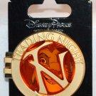 Walt Disney World Pin Trading Night 2014 Simba Limited Edition 750