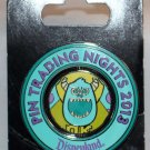 Disneyland Pin Trading Nights 2013 Monsters University Sulley Limited Edition 750