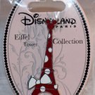 Disneyland Paris Eiffel Tower Collection Pin Minnie Mouse