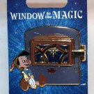 Disneyland Pin of the Month 2013 Window to the Magic Pinocchio Limted Edition 1000