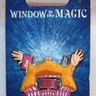 Disneyland Pin of the Month 2013 Window to the Magic Alice in Wonderland Limted Edition 1000