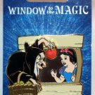 Disneyland Pin of the Month 2013 Window to the Magic Snow White Limted Edition 1000