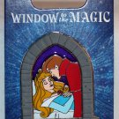 Disneyland Pin of the Month 2013 Window to the Magic Sleeping Beauty Limted Edition 1000