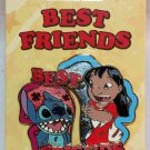 Disney Best Friends 2-Pin Set Lilo and Stitch Limited Edition 3000